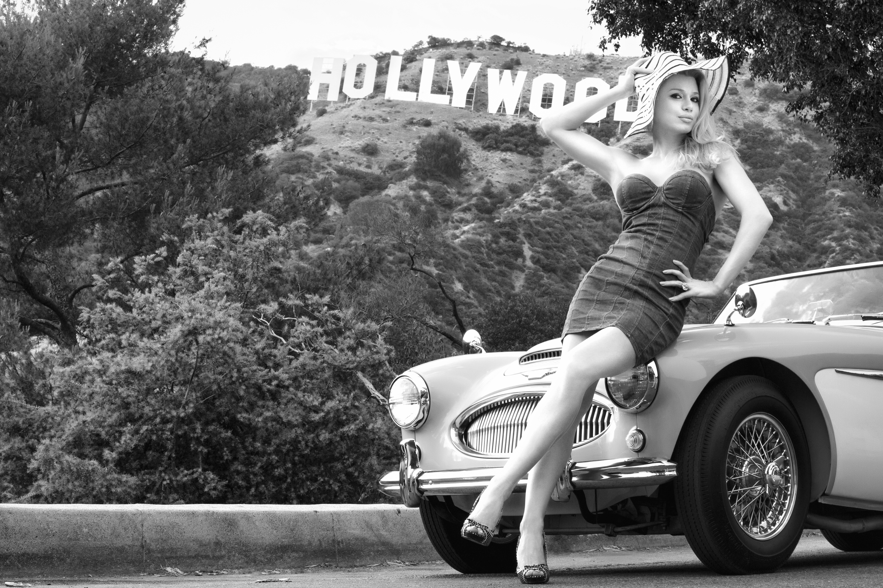 HOLLYWOOD DREAM EDITORIAL